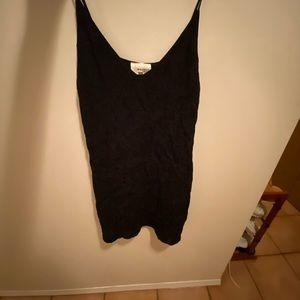 Little black dress from Aritzia